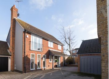 Thumbnail 3 bed detached house for sale in Whitehall Market Place, Abridge, Romford