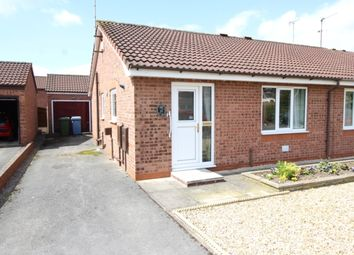 Thumbnail 2 bed semi-detached bungalow for sale in Ackford Drive, Worksop