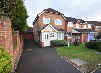 Thumbnail 3 bed detached house to rent in Hermitage Park Way, Newhall, Swadlincote
