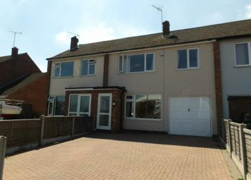 Thumbnail 3 bed terraced house for sale in Anson Road, Shepshed, Loughborough, Leicestershire
