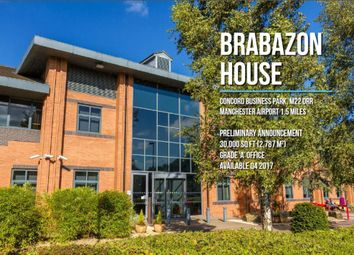Thumbnail Office to let in Brabazon House, Concord Business Park, Manchester