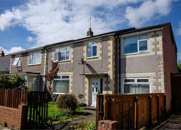 Thumbnail 5 bed semi-detached house for sale in Hartford Crescent, Ashington, Northumberland