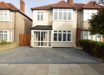 Thumbnail 3 bed semi-detached house to rent in Cadwallon Road, London