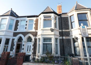 Thumbnail 3 bedroom terraced house for sale in Earle Place, Canton, Cardiff