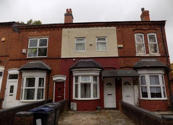 Thumbnail 1 bed flat for sale in Westminster Road, Handsworth, Birmingham