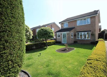 Thumbnail 3 bed detached house for sale in Bulmer Close, Yarm