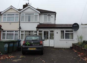 Thumbnail 1 bed flat to rent in Taunton Way, Stanmore