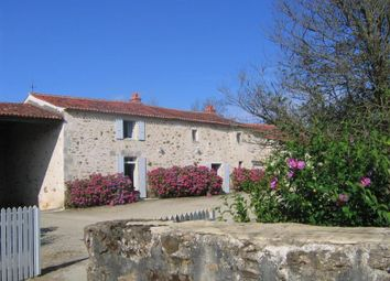 Thumbnail 6 bed property for sale in Sainte Hermine, Pays-De-La-Loire, 85210, France