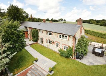 Thumbnail 5 bed detached house for sale in Dippenhall, Farnham, Surrey