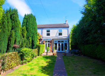 Thumbnail 3 bed semi-detached house for sale in Clough Road, Rotherham