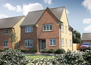 "Thumbnail 4 bed detached house for sale in ""The Egglestone"" at Oakley Wood Road, Bishops Tachbrook, Leamington Spa"