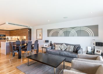Thumbnail 2 bedroom flat to rent in Lensbury Avenue, Fulham