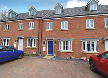 Thumbnail 4 bed terraced house for sale in Temple Crescent, Oxley Park, Milton Keynes, Bucks