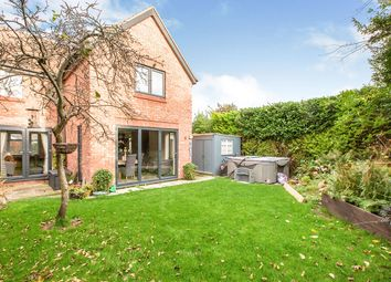 Thumbnail 3 bed semi-detached house for sale in Main Road, Moulton, Northwich, Cheshire