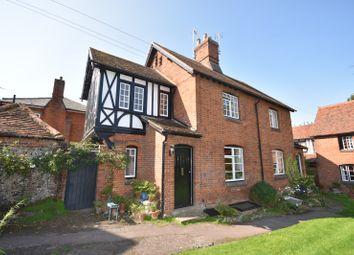 Thumbnail 3 bed semi-detached house for sale in Bellingham Buildings, Castle Street, Saffron Walden