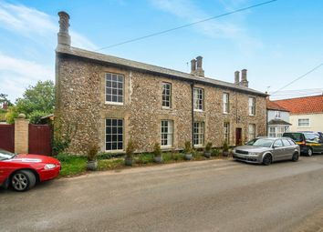 Thumbnail 5 bed cottage for sale in High Street, Northwold, Norfolk