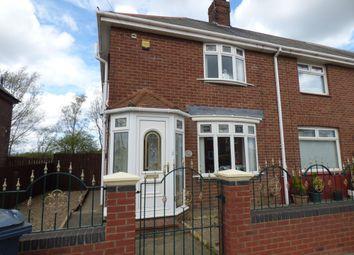 Thumbnail 3 bedroom semi-detached house for sale in St. Lukes Road, Sunderland