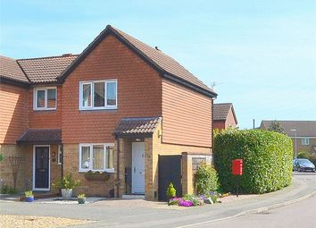 Thumbnail 2 bedroom end terrace house for sale in Caernarvon Road, Eynesbury, St Neots, Cambridgeshire