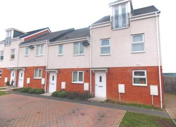 Thumbnail 3 bedroom end terrace house for sale in Saxon Close, North Ormesby, Middlesbrough