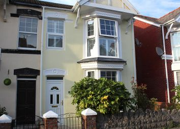 3 bed semi-detached house for sale in Queens Road, Mumbles, Swansea SA3