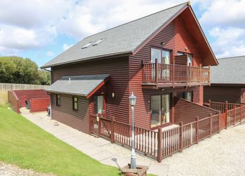 Thumbnail 2 bed lodge for sale in Retallack Resort, Winnards Perch