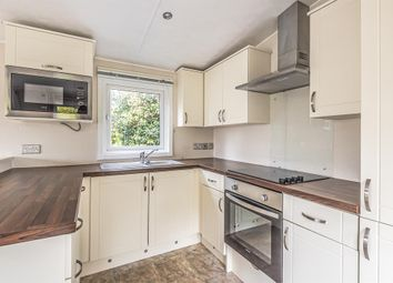 2 bed detached bungalow for sale in Park View Lodge, Cawood Holiday Park, Ryther Road, Cawood, Selby YO8
