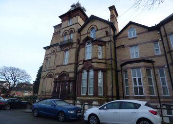 Thumbnail 2 bedroom flat to rent in Beresford Road, Prenton, Merseyside