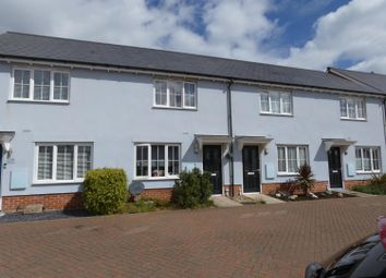 Thumbnail 2 bed terraced house for sale in Legerton Drive, Clacton-On-Sea