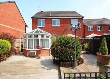 Thumbnail 4 bed detached house for sale in Winchester Drive, Muxton, Telford