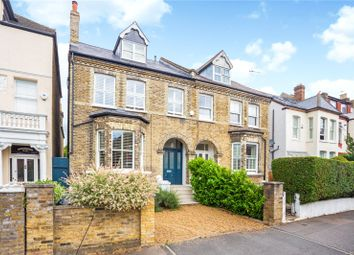 Thumbnail 6 bed semi-detached house for sale in Lewin Road, London