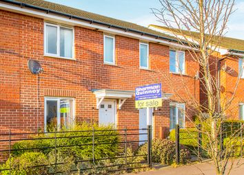 Thumbnail 2 bed terraced house for sale in Sterling Way, Upper Cambourne, Cambridge