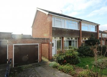 Thumbnail 3 bed end terrace house for sale in Sunnybrow Close, North Petherton, Bridgwater