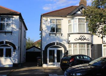 Thumbnail 3 bed semi-detached house for sale in Earlswood Gardens, Ilford