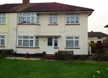 Thumbnail 2 bedroom maisonette for sale in Clayhall, Ilford, Essex