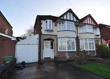 Thumbnail 3 bedroom property to rent in Bristol Road South, Rubery, Birmingham