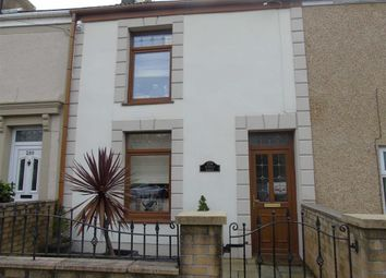 Thumbnail 2 bed terraced house for sale in Jersey Road, Bonymaen, Swansea