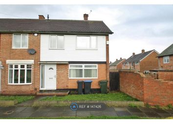Thumbnail 3 bedroom end terrace house to rent in Dipton Green, Middlesbrough