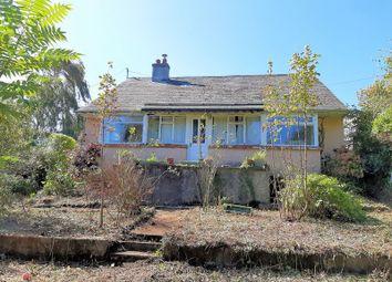 Thumbnail 2 bed detached bungalow for sale in Madge Lane, Tavistock