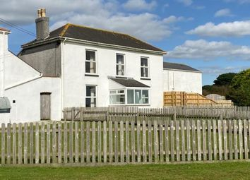 Thumbnail 4 bed detached house for sale in Blackwater, Truro, Cornwall