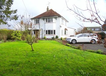 Thumbnail 3 bed detached house for sale in Spalding Road, Pinchbeck, Spalding