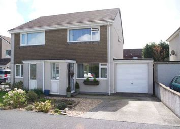 Thumbnail 2 bed semi-detached house to rent in Polstain Crescent, Threemilestone, Truro