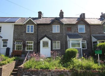 Thumbnail 1 bed terraced house for sale in Talybont-On-Usk, Brecon