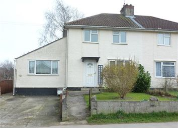 Thumbnail 3 bed semi-detached house for sale in Sandford Road, Winscombe, Winscombe