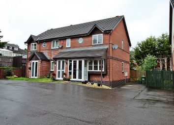 Thumbnail 2 bed property for sale in Llwyn Onn, Tyla Garw, Pontyclun, Rhondda, Cynon, Taff.