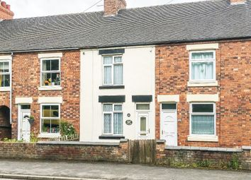 Thumbnail 2 bed terraced house for sale in Spring Cottage Road, Overseal, Swadlincote