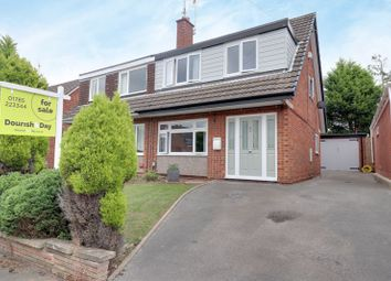 Thumbnail 3 bed semi-detached house for sale in Earlsway, Great Haywood, Stafford