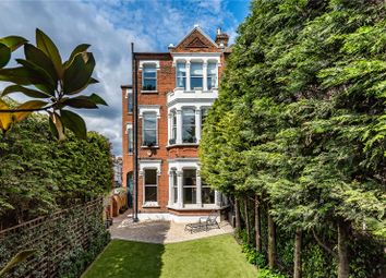 Thumbnail 6 bed end terrace house for sale in Clapham Common North Side, London