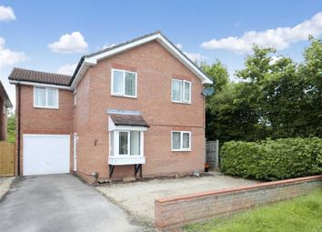 Thumbnail 4 bed detached house to rent in Heytsbury Gardens, Grange Park, Swindon