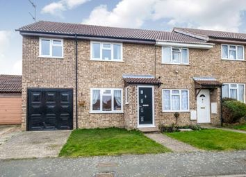 Thumbnail 4 bed end terrace house for sale in Halesworth, Suffolk, .