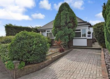 Thumbnail 3 bed detached bungalow for sale in Falmer Road, Woodingdean, Brighton, East Sussex
